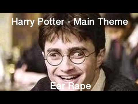 Harry Potter - Main Theme (Ear Rape)