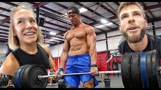 Train with Rich Froning: Heavy Deadlift + Double Under Workout (and More)
