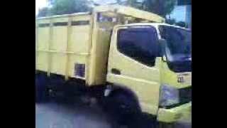 Dijual Dump Truck Mitsubishi CANTER PS 125 2007 Telpon(0541)7751197  Hp.085246902754