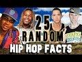 25 Random Hip Hop Facts - Part 13 video