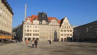 Лейпциг, Германия(Достопримечательности Лейпцига., 2017-02-16T14:44:00.000Z)