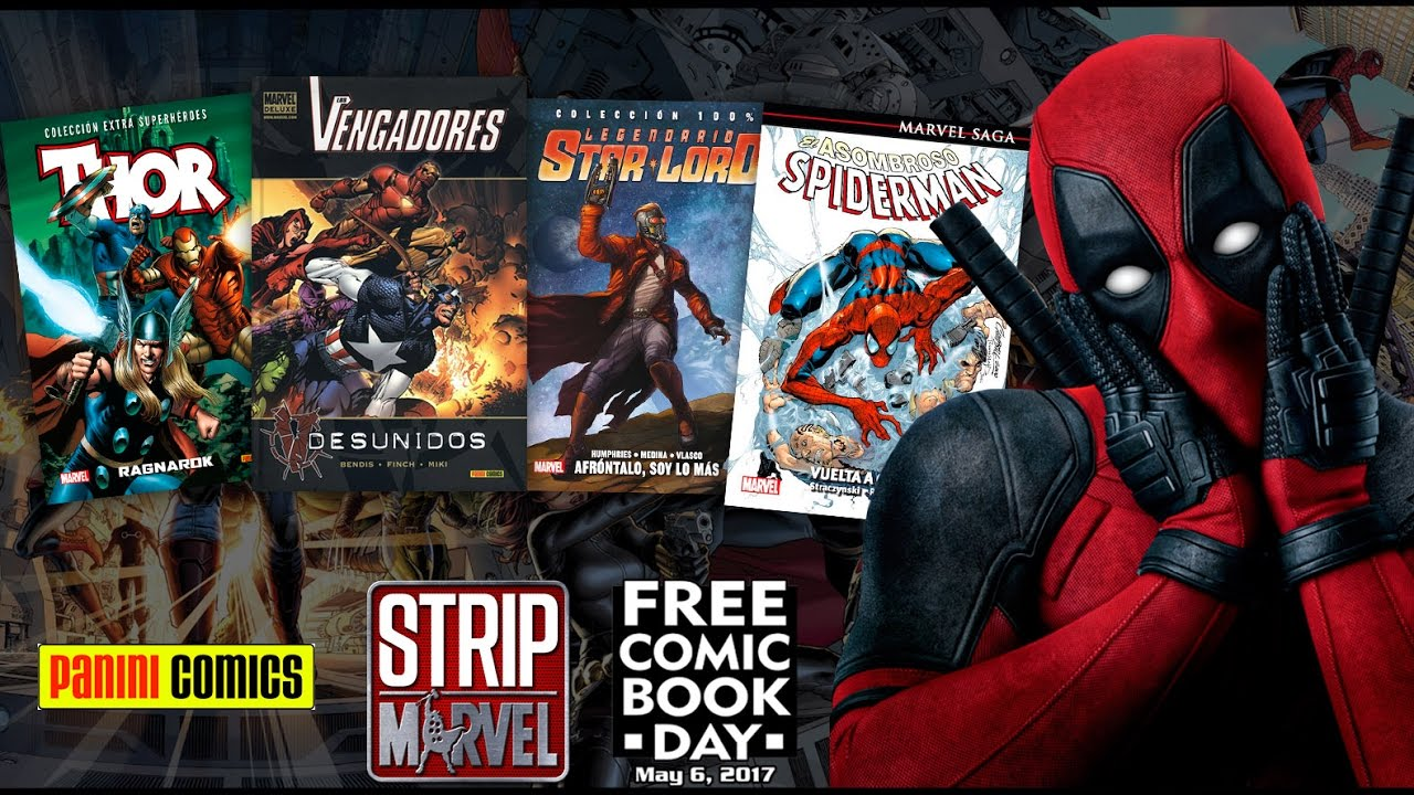 All the free comics available on Free Comic Book Day, and our top picks