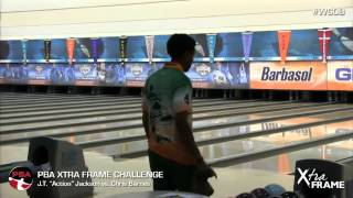 "Xtra Frame $10,000 Challenge - Chris Barnes vs. J.T. ""Action"" Jackson"