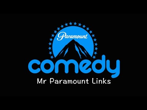 PARAMOUNT COMEDY CHANNEL - MR PARAMOUNT