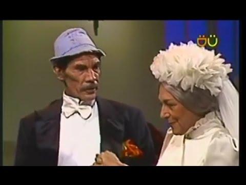 CHESPIRITO (1981) - El Chavo Del 8 - La Boda De Don Ramón Y La Bruja Del 71