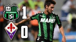 SASSUOLO - FIORENTINA 1-0 - All Goals and Highlights 21/04/2018  HD ITA