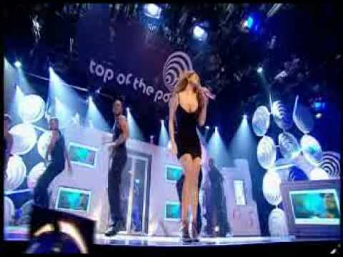 Mariah Carey - Get Your Number (TOTP 2005)