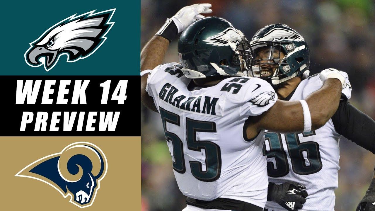 e6dba9c32 Philadelphia Eagles vs Los Angeles Rams Predictions - YouTube