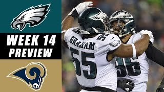 Philadelphia Eagles vs Los Angeles Rams Predictions