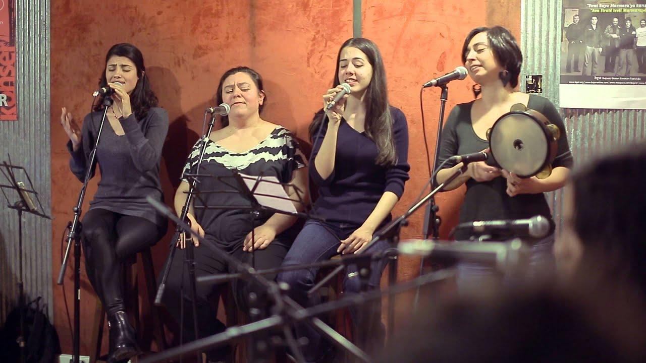 Download BÜFK Barış İçin Söylüyor - Beirut/Nassam Alayna Al Hawa (Suriye'den, Yunanistan'dan Kadınlarla)