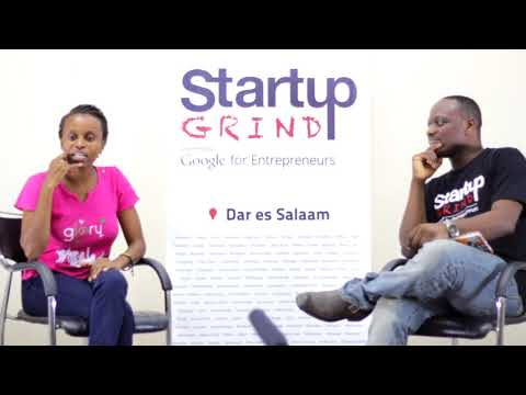 HYASINTHA NTUYEKO AT START UP GRIND DAR ES SALAAM,TANZANIA