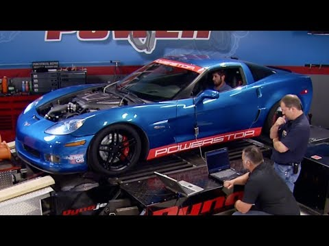 Dyno Results: Modded C6 Z06 Corvette Lays Down More Power Than Stock C7 Z06 - Engine Power S2, E18