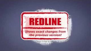 Redline Versions of Standards thumbnail