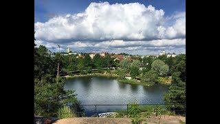 Котка. Музей Велламо. Царская дача Александра III, Водный парк Саппока ...