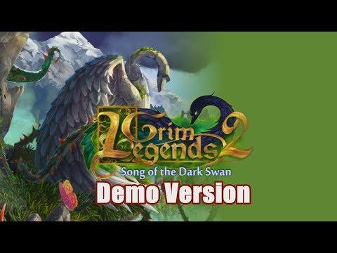 Grim Legends 2: Song of the Dark Swan  - Beta Survey Demo - Preview - Gameplay