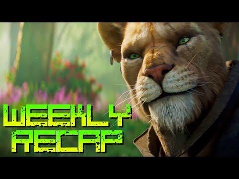 Gaming Recap #21 May 25th - Dauntless, ESO, RuneScape & More!