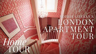 Luxury London Apartment Home Tour With Sophie Conran