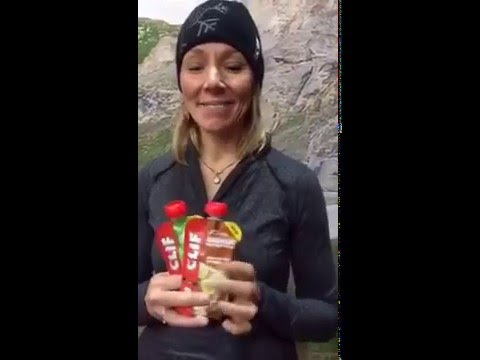 Clif Bar's New Organic Energy Food  at Outdoor Retailers