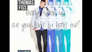 Speak Up - Thomas Fiss - lyrics