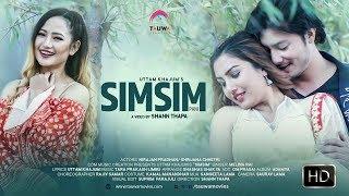SIM SIM PANI    New Nepali Adhunik  Song   Melina Rai   Ft. Nirajan Pradhan/Shrijana Cheetri