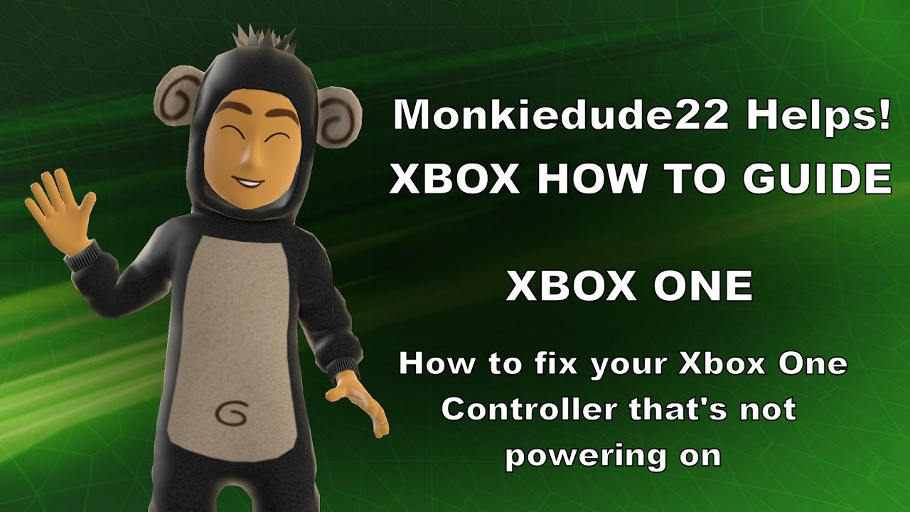 How to fix your Xbox One controller that's not powering on!