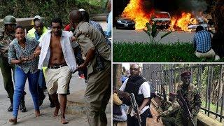 TAHARUKI: AL-SHABAAB wafanya shambulio kubwa la Kigaidi Nairobi, Kenya