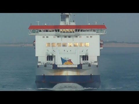 DFDS Seaways - Calais Seaways - Calais to Dover