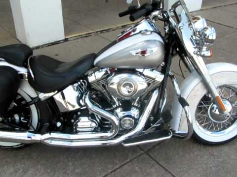 2008 Harley-Davidson Softail deluxe, Low to the ground, D&D fat Cat