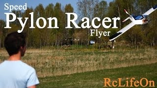 RC Pylon Racer the Speed Flyer - RcLifeOn