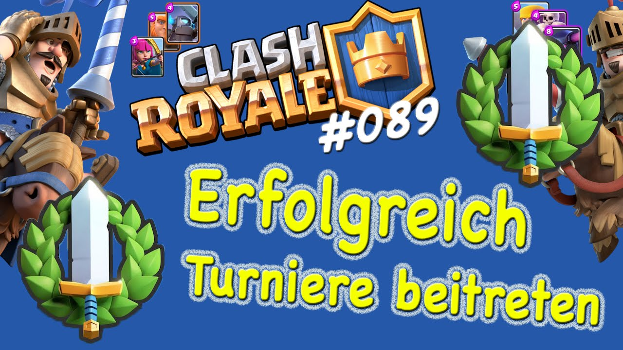 Clash Royale Turniere