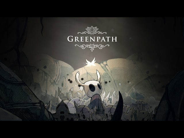 Hollow Knight Piano Collections: 03. Greenpath