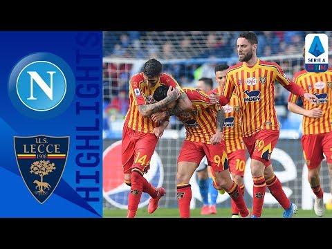 Napoli 2-3 Lecce   Incredible Free-Kick Sees Lecce Win 5-Goal Thriller Against Napoli!   Serie A TIM