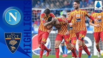 Napoli 2-3 Lecce | Incredible Free-Kick Sees Lecce Win 5-Goal Thriller Against Napoli! | Serie A TIM