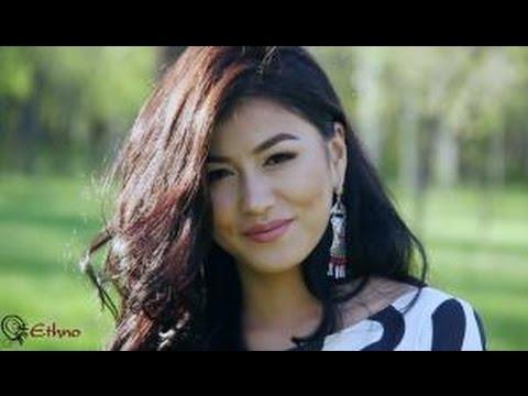 キルギスの女性
