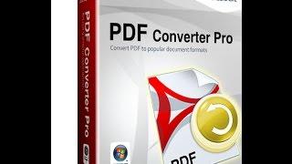 Convertidor Pdf a Word y Word a Pdf [MEGA] Convierte PDF a Word Abril 2016
