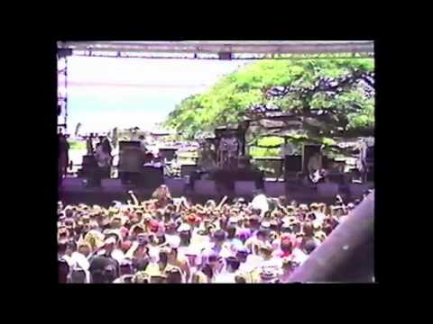 TOOL - 8.15.1993 Hawaii Clips