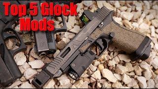 Top 5 Glock Upgrades Under $100