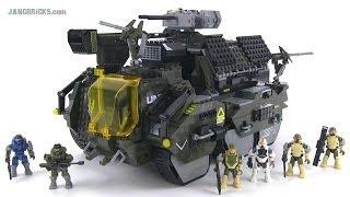 Baixar Mega Bloks Halo 2014 UNSC Elephant Review! 97381