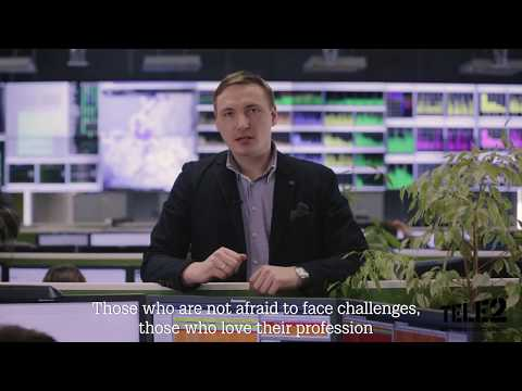 Telecom Specialist at Tele2 Shared Service Center