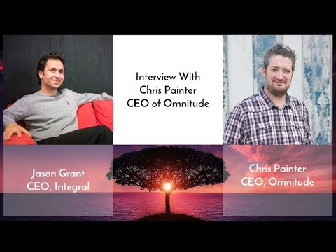 Interview With Chris Painter, CEO of Omnitude