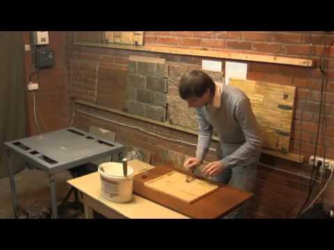 Производство искусственного декоративного камня из цемента смотреть онлайн