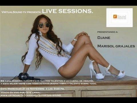 Virtualsound pres Live sessions episode 10 special guest Djane Marisol Grajales