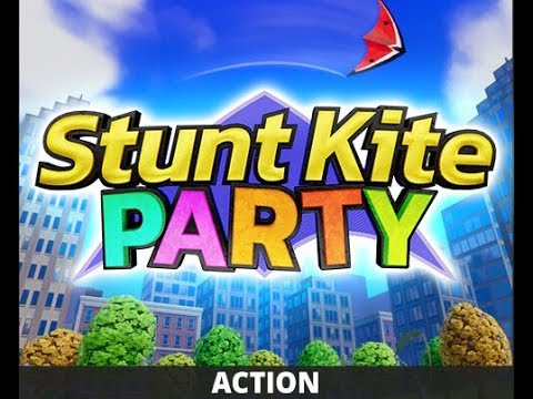 Stunt Kite Party Review