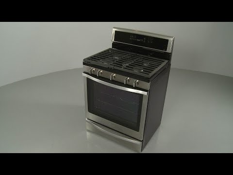Whirlpool Gas Range Disassembly Model #WFG745H0FS1
