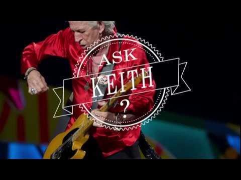 Ask Keith Richards: Bill Wyman