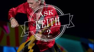 Ask Keith Richards: Bill Wyman's Bass Playing