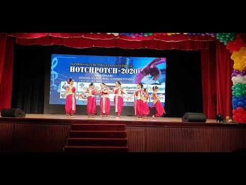 Snigdha & Group Hotchpotch 2020 winners