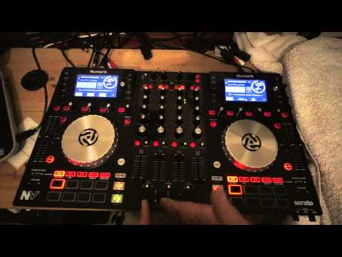 DJ MIXING LESSON ON ADDING AN EFFECT WITH OUT USING AN EFFECT