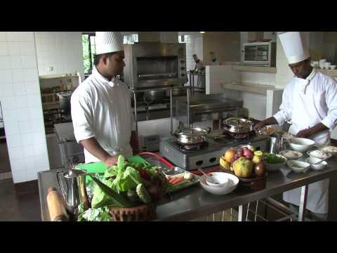 Barberyn Ayurveda Resorts Cooking Demonstration