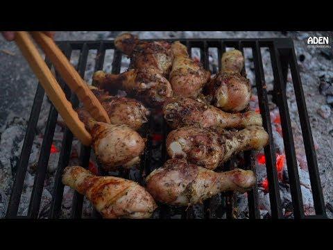 How to make Jamaican Jerk Chicken